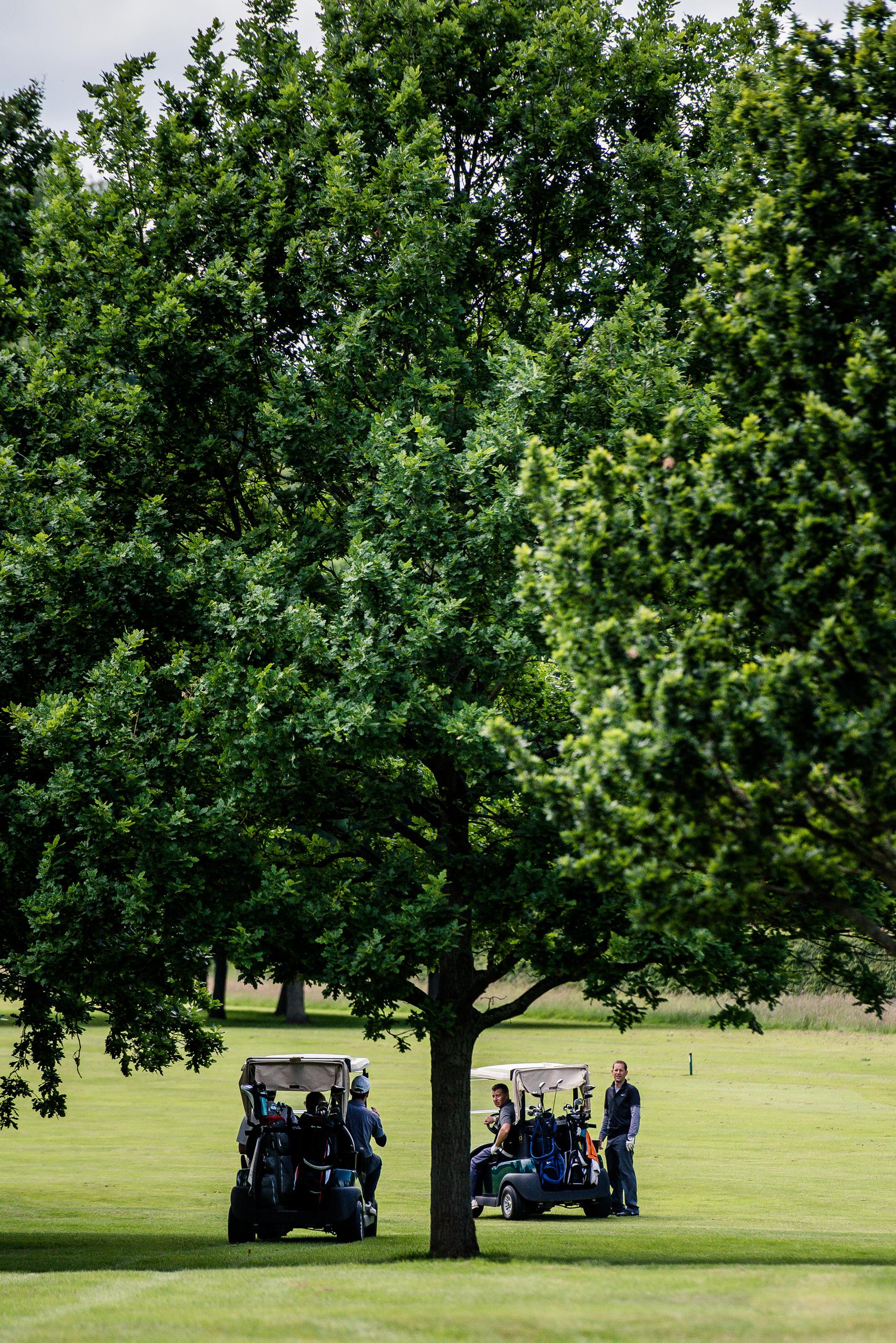 Jewish Wedding Photography, Pre Wedding Golf Day, Rudding Park, Yorkshire